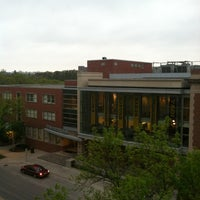 Photo taken at Iowa Memorial Union by QC S. on 4/14/2012