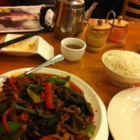 Photo taken at Lao Hunan by Tom S. on 2/19/2012