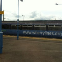 Photo taken at Marks Tey Railway Station (MKT) by Michael T. on 7/12/2012