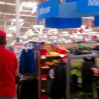 Photo taken at Walmart Supercenter by C Mike on 5/28/2012