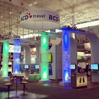 Photo taken at BCD Travel - Booth 1930 #GBTA2012 by Warren N. on 7/23/2012