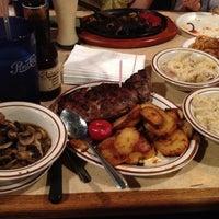 Photo taken at Arthur's Steak House & Pub by Nick F. on 6/9/2012