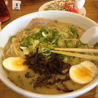 Photo taken at Orochon Ramen by Garey E. on 9/9/2012