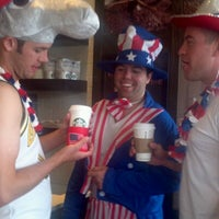 Photo taken at Starbucks by Anthony L. on 7/4/2012