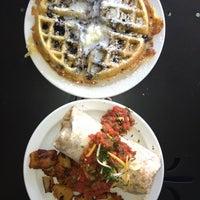Photo taken at fiddlestix cafe by Rachael H. on 6/23/2012