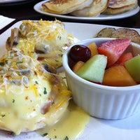 Photo taken at Chez Faye Café by Agnès T. on 3/13/2012