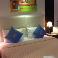 Photo taken at Ayara Grand Palace Hotel by Natapong A. on 6/27/2012