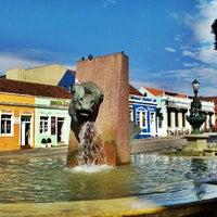 Photo taken at Setor Histórico De Curitiba by ☞ Mario S. on 7/26/2012