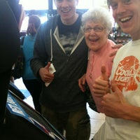 Photo taken at SHEETZ by Katie F. on 4/20/2012