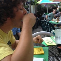 Photo taken at El Patio by Kathryn R. on 6/10/2012