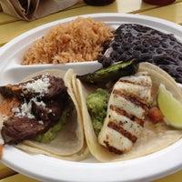 Photo taken at Dorado Tacos & Cemitas by Rachael on 4/15/2012