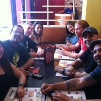 Photo taken at Pizza Hut by Sylvia P. on 4/12/2012
