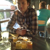 Photo taken at Desert Edge Brewery at The Pub by Annette B. on 5/11/2012