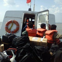 Photo taken at Pelabuhan Tanjung Buton Riau by Heru S. on 7/23/2012