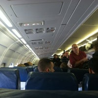 Photo taken at Gate B10 by Stephen G. on 3/20/2012