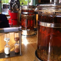 Photo taken at Sidamo Coffee & Tea by Lanny on 4/28/2012