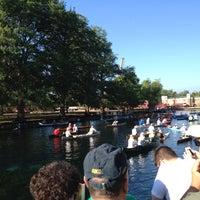 Photo taken at Texas State Aquarena Center by Corey P. on 6/9/2012