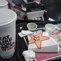 Photo taken at Carl's Jr. by Enrique M. on 9/5/2012