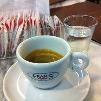Photo taken at Fran's Café by Bruno Z. on 3/5/2012