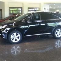 Photo taken at Lexus of Omaha by Jason F. on 5/14/2012