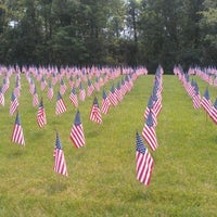 Photo taken at Indiantown Gap National Cemetery by ReverbNation.com/InfamouzOne on 5/27/2012