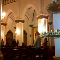 Photo taken at Iglesia San Nicolas by LeY on 4/14/2012