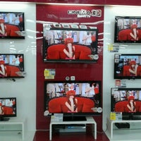 Photo taken at Carrefour by Isyana G. on 6/15/2012
