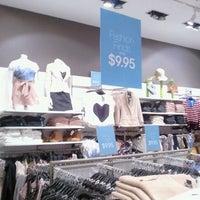 Photo taken at H&M by Jenna M. on 2/18/2012