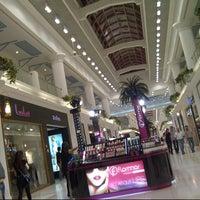 Photo taken at Landmark Mall by Machi Mavz M. on 9/4/2012