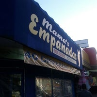 Photo taken at Mama's Empanadas by Louis M. on 4/13/2012