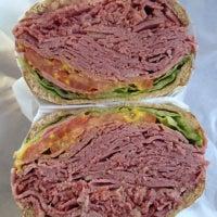 Photo taken at Moon's Sandwich Shop by Huggi W. on 8/25/2012