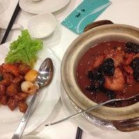 Photo taken at PUTIEN Restaurant 莆田菜馆 by P P. on 6/15/2012