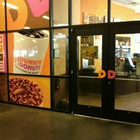 Photo taken at Dunkin Donuts by Tiffiney L. on 8/15/2012
