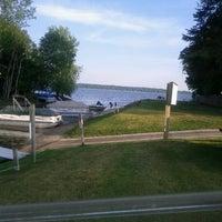 Photo taken at Lake Puckaway by Dan M. on 6/9/2012