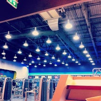 Photo taken at Fitness First by OAO B. on 5/11/2012