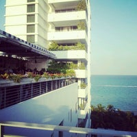 Photo taken at Soho Beach House by JLPR on 4/25/2012