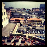 Photo taken at Four Points by Sheraton Lagos by Cody S. on 2/16/2012