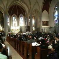 Photo taken at St. Mary Gate Of Heaven Church by Michael H. on 4/9/2012