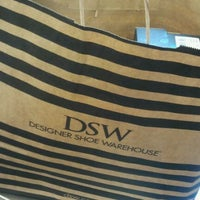 Photo taken at DSW Designer Shoe Warehouse by Terri L. on 5/14/2012
