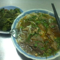 Photo taken at Bún Bò Cây Xanh by Kaylee V. on 5/7/2012
