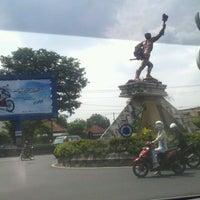 Photo taken at Surakarta (Solo) by Daud Tri Jatmiko A. on 3/2/2012