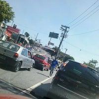 Photo taken at Morro do S by Matheus M. on 4/7/2012