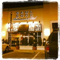 Photo taken at Saul Good Restaurant & Pub by Tad B. on 3/8/2012