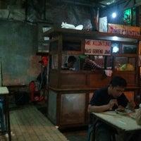 """Photo taken at Mie Kluntung/Nasi Goreng Jawa """"Pak Muji"""" by Ramadhani P. on 7/17/2012"""