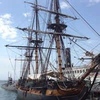 Photo taken at HMS Surprise by Kym H. on 8/16/2012