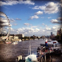 Photo taken at South Bank by Lewis G. on 7/17/2012