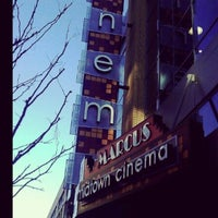 Photo taken at Marcus Midtown Cinema by Tyler H. on 5/12/2012