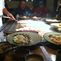 Photo taken at Benihana by John R. on 3/14/2012
