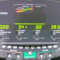 Photo taken at 24 Hour Fitness by Tim B. on 8/7/2012
