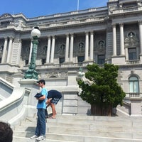 Photo taken at Library of Congress by Sean F. on 8/11/2012